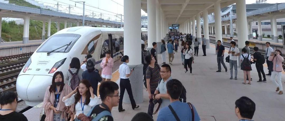 云南又一条高铁预计年底通车,时速250公里,经过这些地方… ▏FM887聚焦