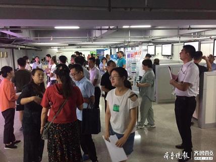 淄博这场特殊的招聘会吸引1500名求职者,全是退役军人!