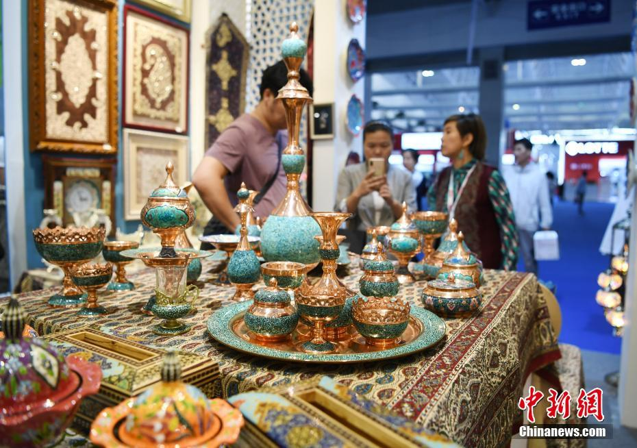 第十二届中国—东北亚博览会在长春开幕第十二届中国—东北亚博览会在长春开幕