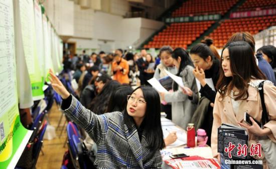 全国人大常委会执法检查组:中国就业规模持续扩大