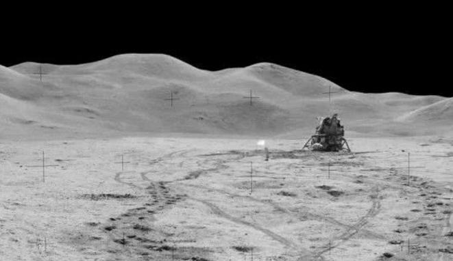 纪念登月50周年:美国宇航局放出一系列高清全景图