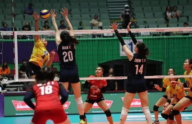 包壮已尽力!球员已尽力!中国女排输给泰国就输在这一点上