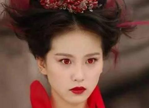 朱茵赵丽颖刘诗诗迪丽热巴李沁唐嫣, 八位红衣古装女星造型谁最美