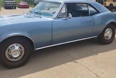 视频:1967款雪佛兰科迈罗,漂亮的肌肉车实在太棒了
