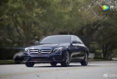 """视频:好强大,奔驰E级车在最新的IIHS报告中的结果上升为""""优+"""""""
