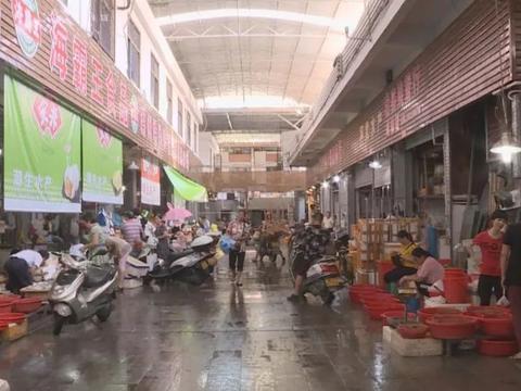 潮州海鲜品种繁多,价格明显回落