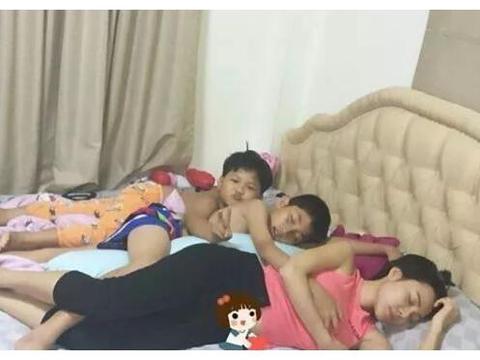 家庭聚会时,4岁儿子吵着要摸妈妈乳房,超过这个年龄家长要注意
