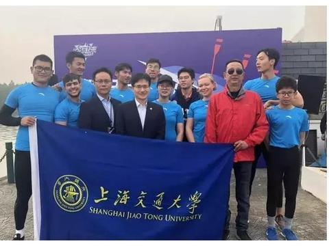 上海交通大学赛艇队,卫冕世界冠军