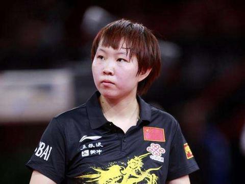 朱雨玲毕竟不是刘诗雯,经历了一次失败足以被淘汰出局!