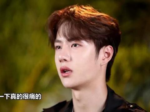 《新闻当事人》独家对话王一博:少年派的奋斗青春