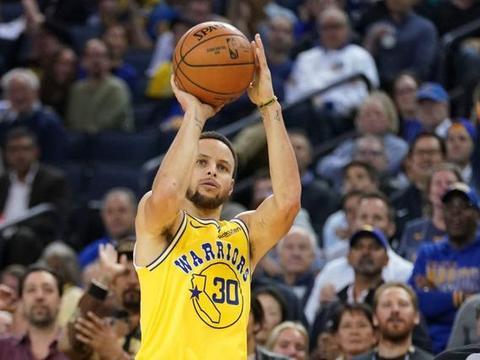NBA历史仅2位大神投进2500记三分,现役一人却有望破4000