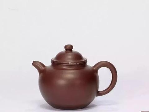孤品紫砂壶,邵大亨与瞿子冶合作的一件作品!