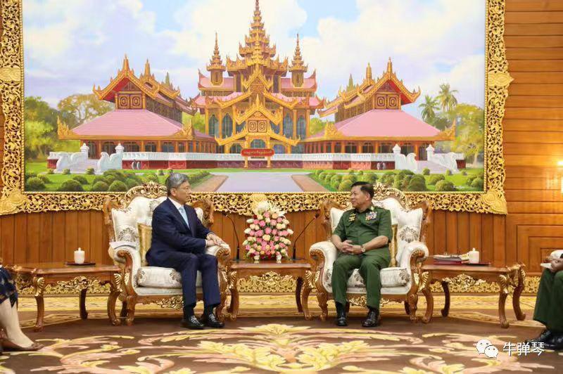 缅北又打仗了,中国的这个表态非常明确!