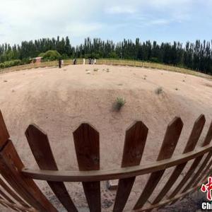 探访新疆喀什地震台