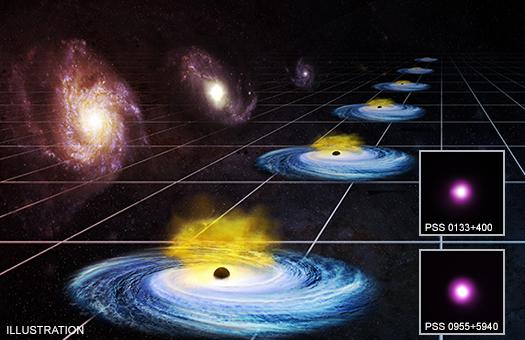 宇宙中神秘的暗能量从何而来,它是否可以决定我们的未来?