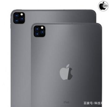 苹果2019款iPad、iPad Pro曝光:将配备后置三摄