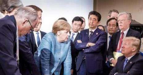 退出北约!默克尔正式通告全球,德国打响反美第一枪
