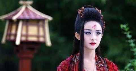 女星的古装女神装,赵丽颖唐嫣刘诗诗李沁迪丽热巴谁最迷人