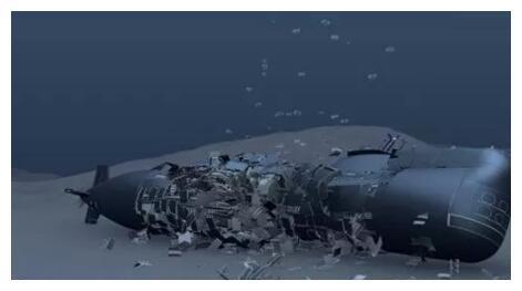 潜艇沉没44人殒命,阿根廷公布原因,国人陷入沉思,这一点太关键