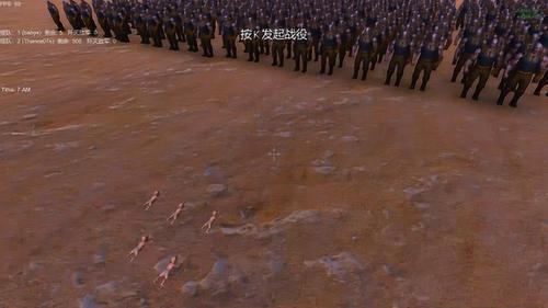 战争模拟器 传说会分身的小婴儿,灭霸居然被秒杀