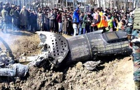 印度5名军官涉击落自家直升机 将被军事法庭审判