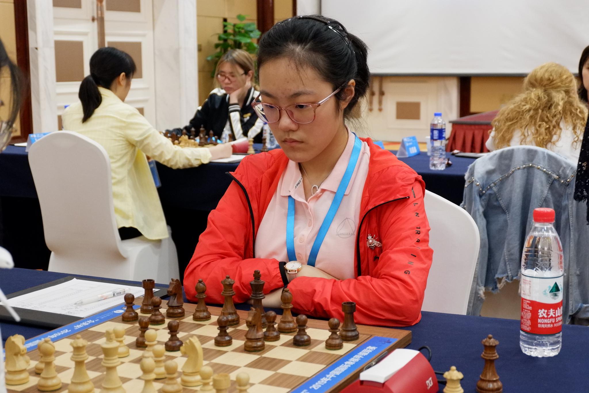 国象联赛北京队逼平领头羊,宋宇新弈和棋后居文君