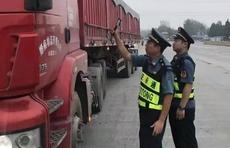 别再非法改装车辆,金乡交警已经查处6辆