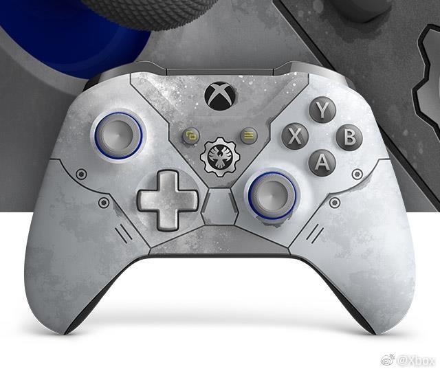 售价518元,微软《战争机器5》凯特限定Xbox手柄正式发售