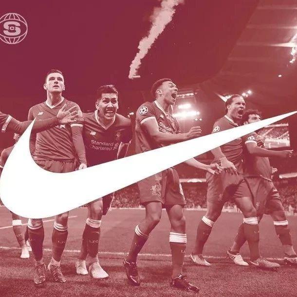 创下英超联赛合约纪录?!Nike将成为利物浦新赞助品牌