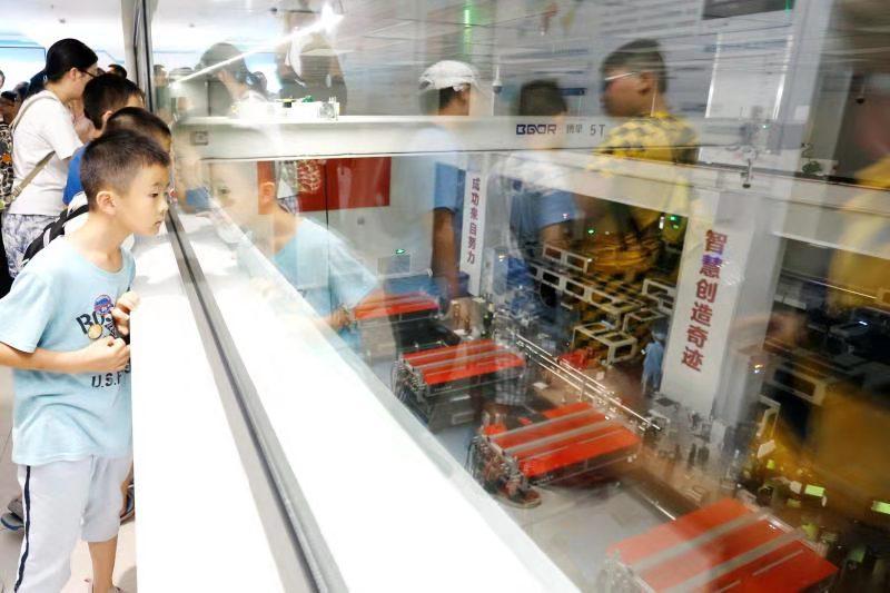 超强超短激光、微小卫星、超级计算机……科学之夜带你夜游张江科学城