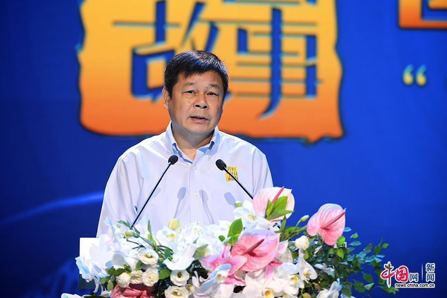 中国外文局局长杜占元:凝聚社会各方力量 共同讲好中国故事