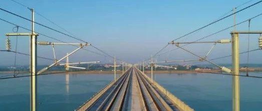 昌赣高铁接触网送电 江西这26个县区要注意了…