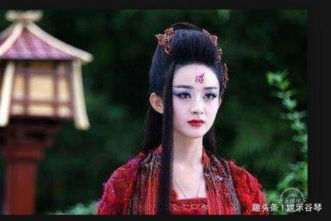 赵丽颖唐嫣刘诗诗迪丽热巴李沁演的古装角色,你喜欢谁的?