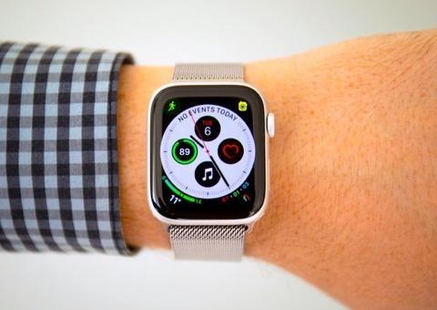 Apple Watch第四代机型如何测量心率