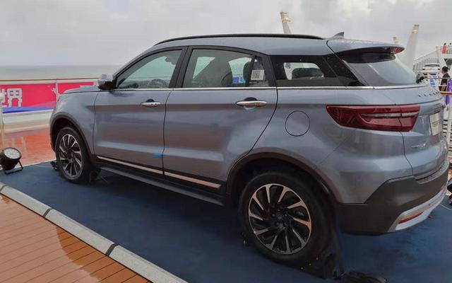 领界EV上市,补贴后售18.28万元起,开启福特在华纯电动车篇章