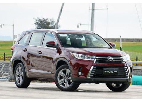 2019年上半年7座SUV销量排行榜,汉兰达领衔,瑞虎8第二