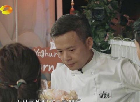 黄晓明吃饭开会被吐槽,湖南卫视强行夸赞