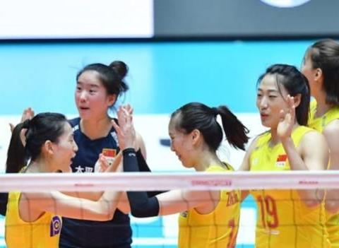 无缘前三!中国女排3-0被韩国横扫,连续两届亚锦赛第四显悲凉