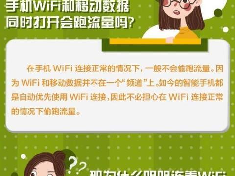 手机连接WiFi后要关闭移动网络吗?中国移动告诉你