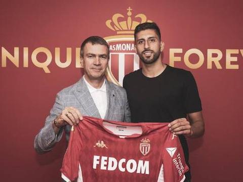 官方:摩纳哥签下25岁智利中卫马里潘