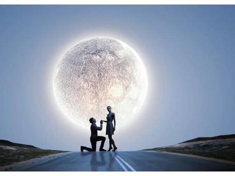 2022以后你可以去月球求婚,拍摄婚纱照,就是费用高点