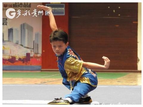 115名小将切磋武艺 2019贵州省青少年武术锦标赛开赛