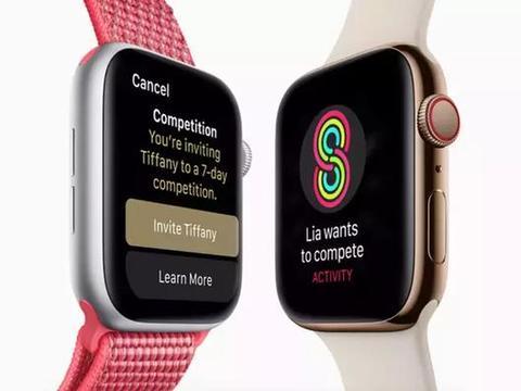 苹果新一代Apple Watch曝光:将采用航天级钛合金材料
