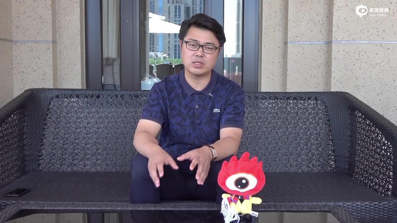 视频--专访CEO周伟华(下):我们创办更多活动,让青少年参与到马术这项运动中来。