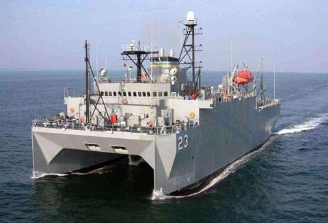美军间谍船现身台湾,海军司令被提前革职,美军认识到事态严重性