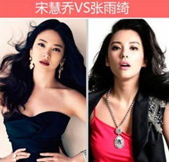 中国明星撞脸国外明星,难道是一个人两个版本?