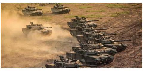 泰越,中南半岛上的双雄,谁的军事实力更强大?