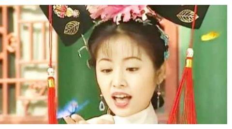 林心如的夏紫薇,贾静雯的赵敏,王艳的白飞飞,统统没她惊艳