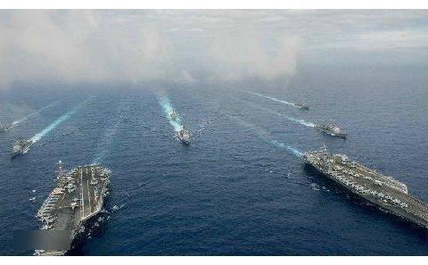 美国航母舰长感叹:世界上只有两国能击沉我们,但永远都不是中国