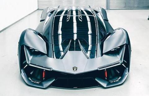 兰博基尼全新超跑预告图曝光 定位混动超跑放弃V12引擎